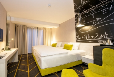 Superior business - Science Hotel Szeged