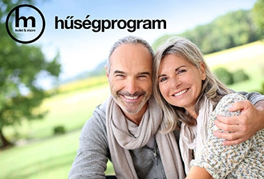 Hotel&More Hűségprogram